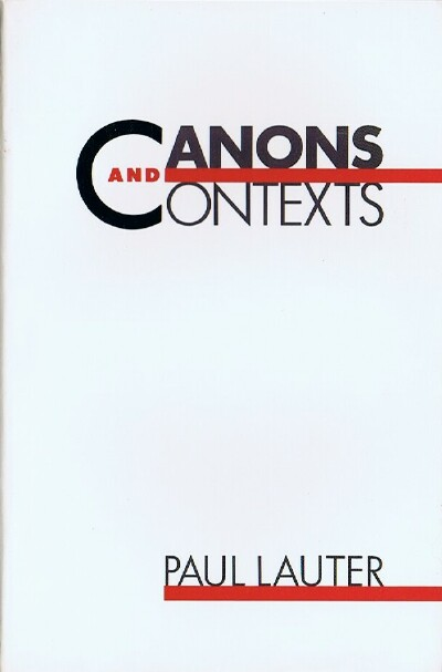 Image for Canons and Contexts