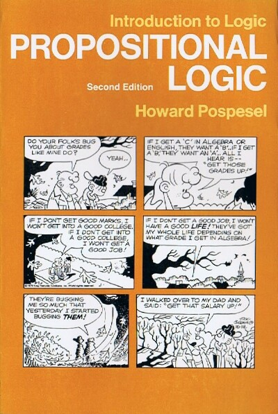 Image for Introduction to Logic: Propositional Logic