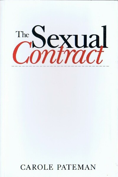 Image for The Sexual Contract