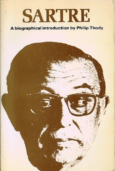 Image for Sartre A Biographical Introduction