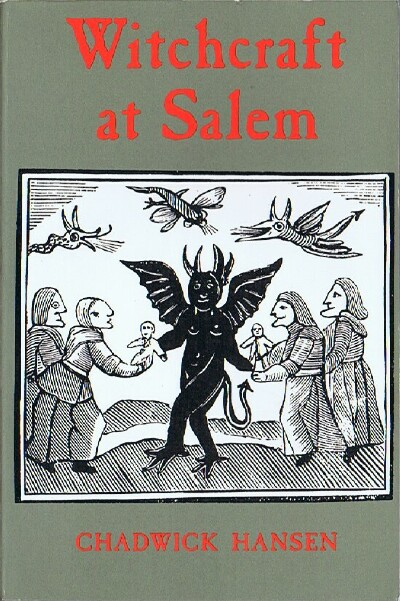 Image for Witchcraft at Salem