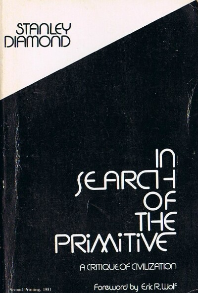 Image for In Search of the Primitive: A Critique of Civilization