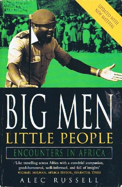 Image for Big Men, Little People: Encounters in Africa
