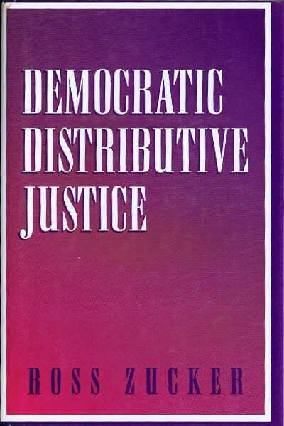 Image for Democratic Distributive Justice