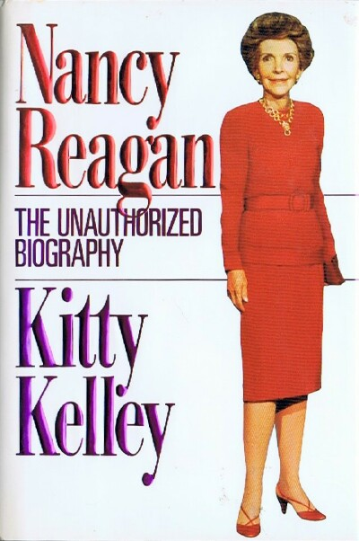 Image for Nancy Reagan: The Unauthorized Biography