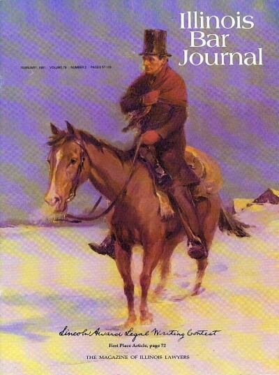 Image for Illinois Bar Journal (Vol. 79, No. 2, February, 1991)