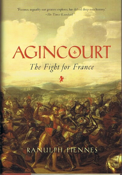 Image for Agincourt: The Fight for France
