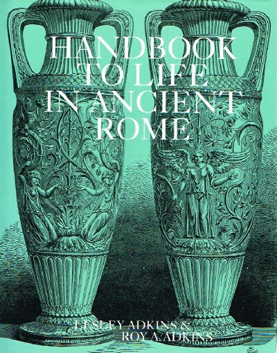 Image for Handbook to Life in Ancient Rome