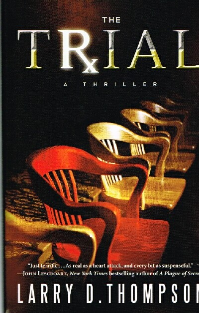 Image for The Trial  A Thriller