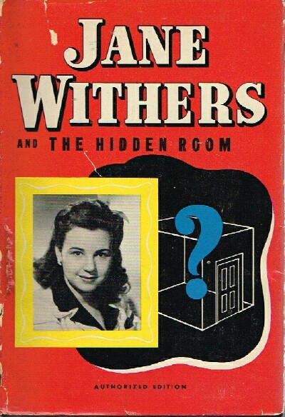 Image for Jane Withers and the Hidden Room
