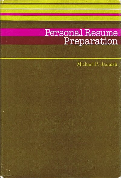 Image for Personal Resume Preparation