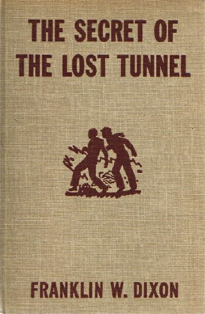 Image for The Secret of the Lost Tunnel