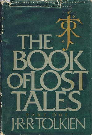 Image for The Book of Lost Tales: Part One The History of Middle-Earth