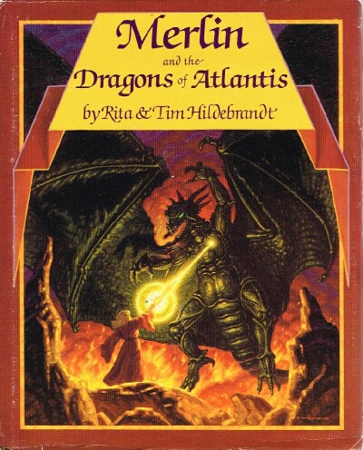 Image for Merlin And The Dragons Of Atlantis
