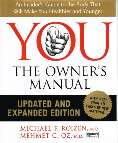 Image for You - The Owner's Manual