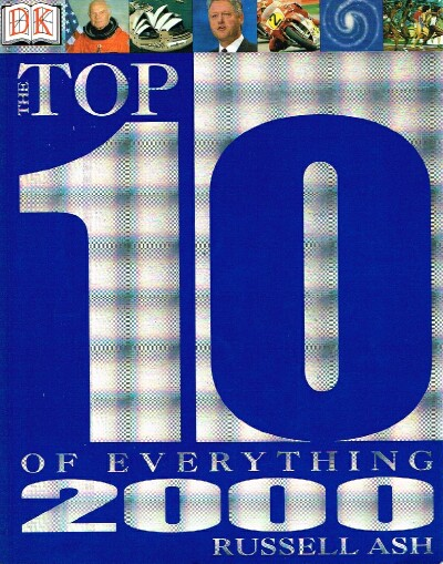 Image for The Top 10 of Everything 2000