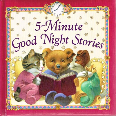 Image for 5-Minute Good Night Stories