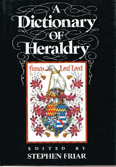 Image for A Dictionary of Heraldry
