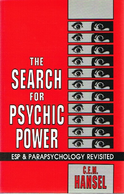 Image for The Search for Psychic Power