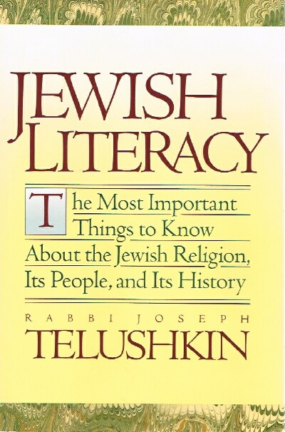 Image for Jewish Literacy