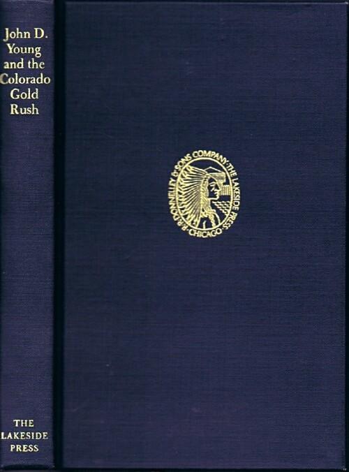 Image for John D. Young and the Colorado Gold Rush