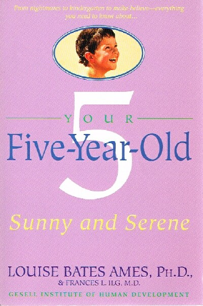 Image for Your Five-Year-Old Sunny and Serene