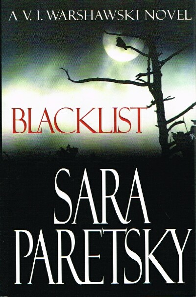Image for Blacklist; A V. I. Warshawski Novel
