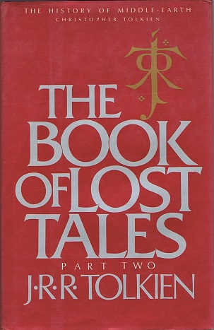 Image for The Book of Lost Tales: Part Two