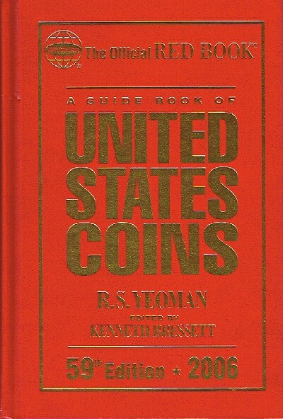 Image for A Guide Book of United States Coins; 59th Edition - 2006