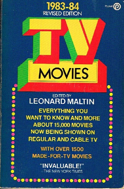Image for TV Movies, 1983-84 Edition