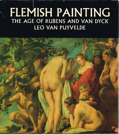 Image for Flemish Painting: The Age of Rubens and Van Dyck