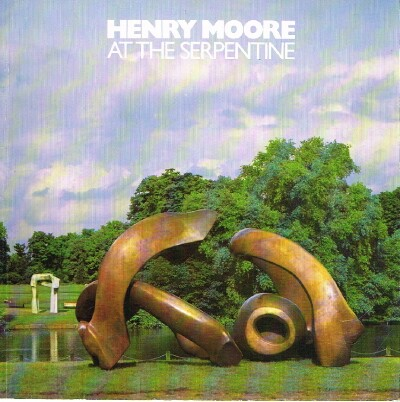Image for Henry Moore at the Serpentine 80th Birthday exhibition of recent carvings and bronzes