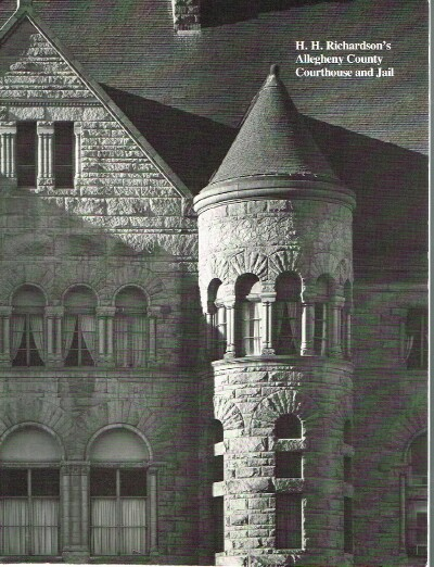Image for H.H. Richardson's Allegheny County Courthouse and Jail