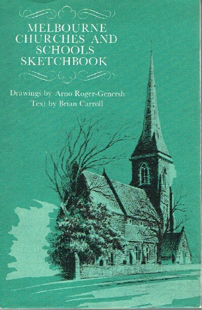 Image for Melbourne churches & schools sketchbook