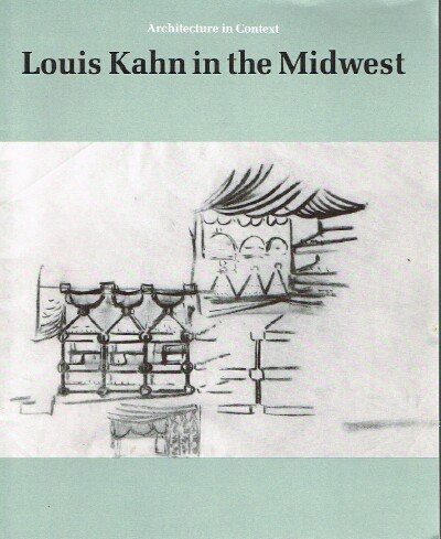 Image for Louis Kahn in the Midwest
