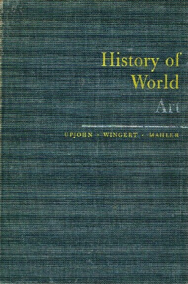 Image for History of World Art