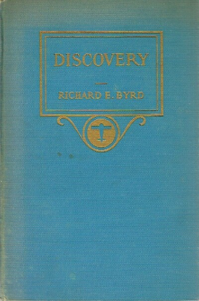 Image for Discovery: The Story of The Second Byrd Antarctic Expedition