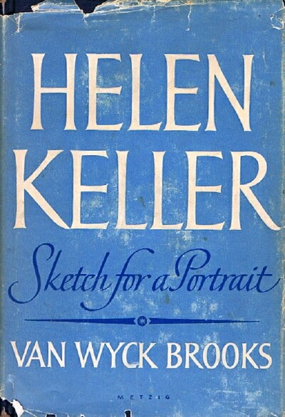 Image for Helen Keller: Sketch for a Portrait