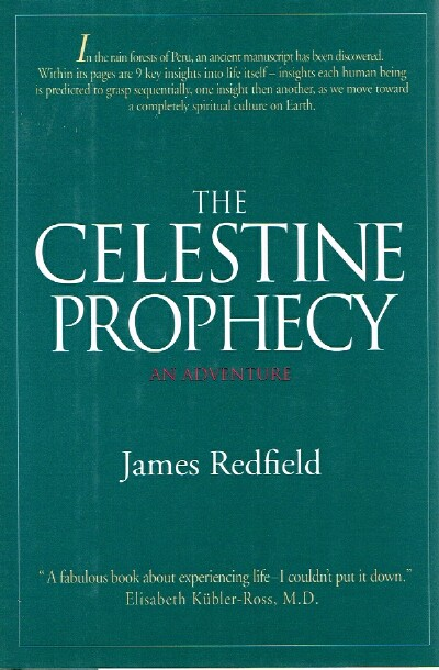 Image for The Celestine Prophecy