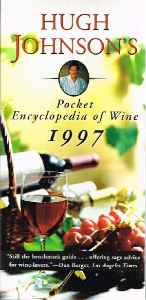 Image for HUGH JOHNSONS POCKET ENCYCLOPEDIA OF WINE 1997
